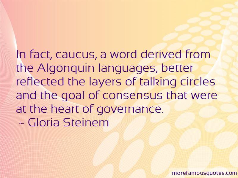 Caucus Quotes Pictures 2