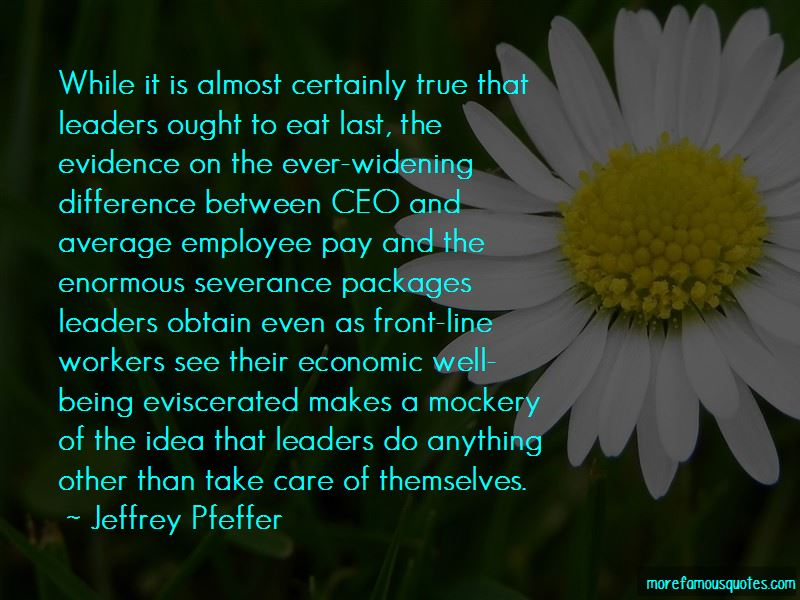 Ceo Pay Quotes Pictures 4