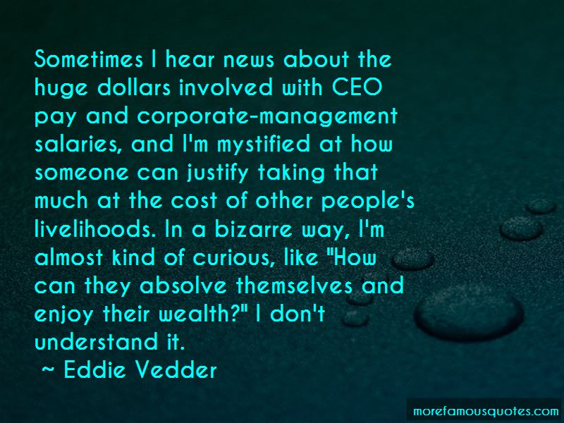 Quotes About Ceo Pay