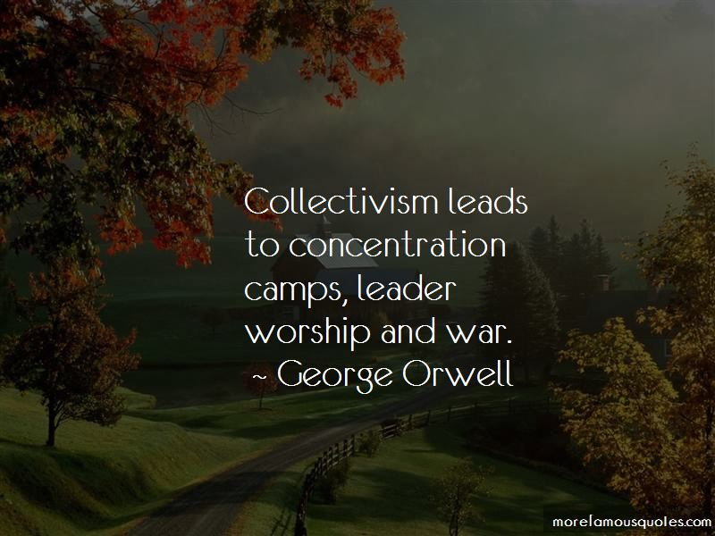 Collectivism Quotes Pictures 2
