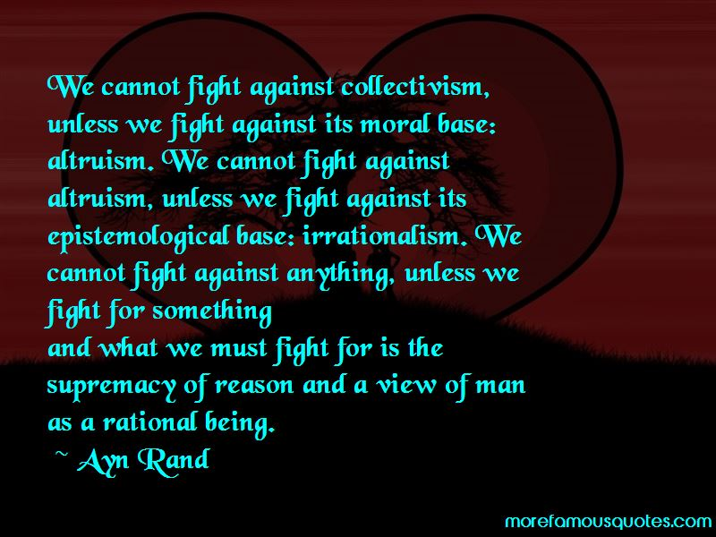 Quotes About Collectivism