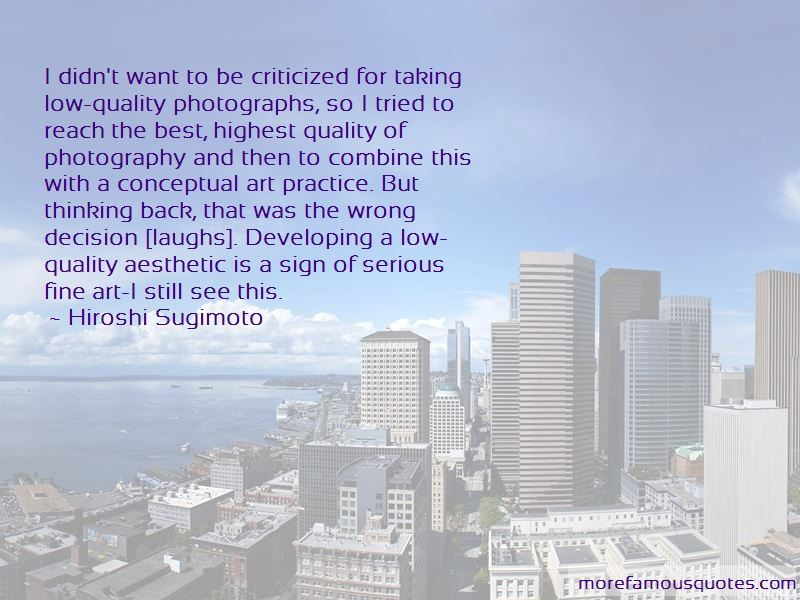 Quotes About Conceptual Photography