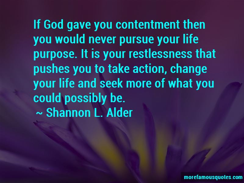 Contentment In God Quotes Pictures 4