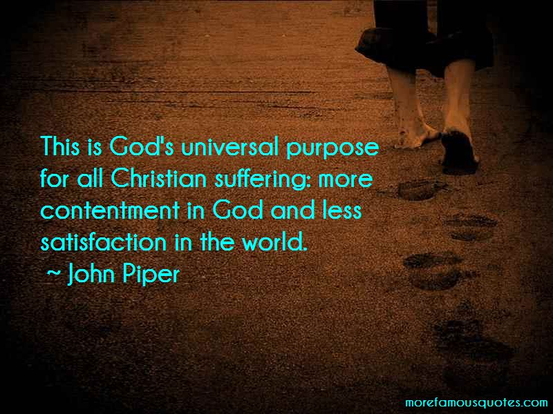 Quotes About Contentment In God