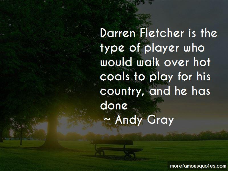 Darren Fletcher Quotes Pictures 2