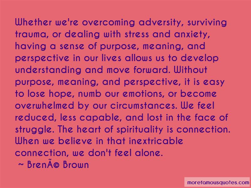 Dealing With Adversity Quotes Pictures 3