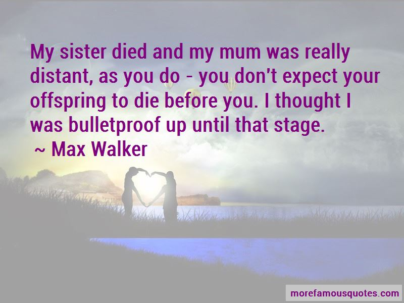 Quotes About Distant Sister