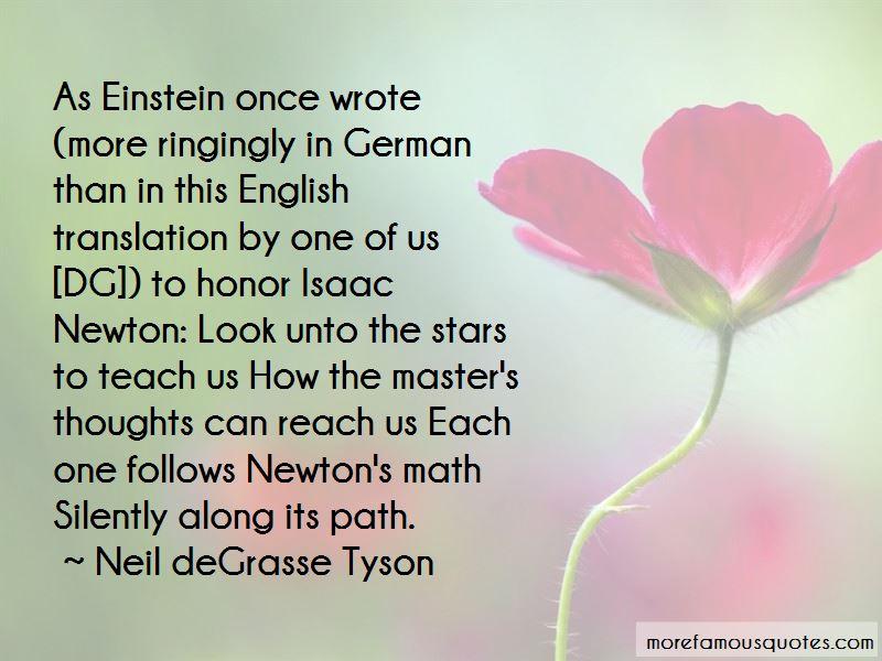 Quotes About Einstein