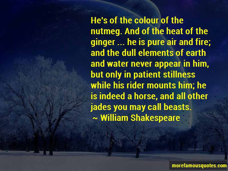 Quotes About Elements Of Earth