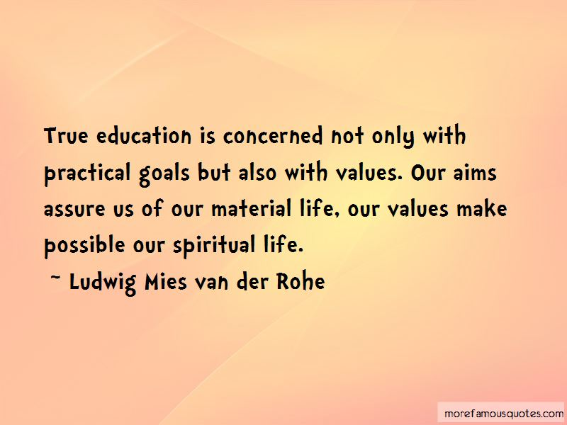 Quotes About Goals In Education