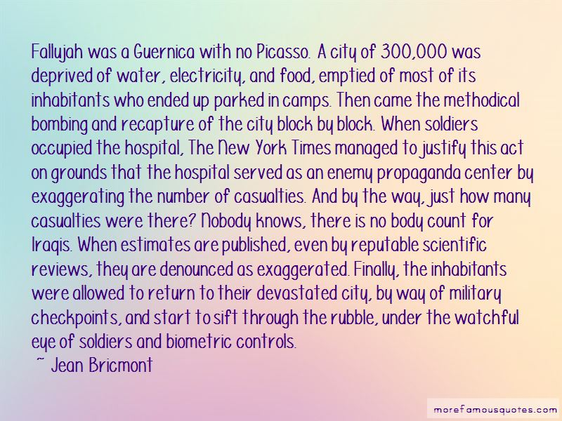 Quotes About Guernica