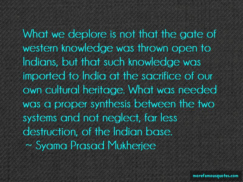 Quotes About India Gate