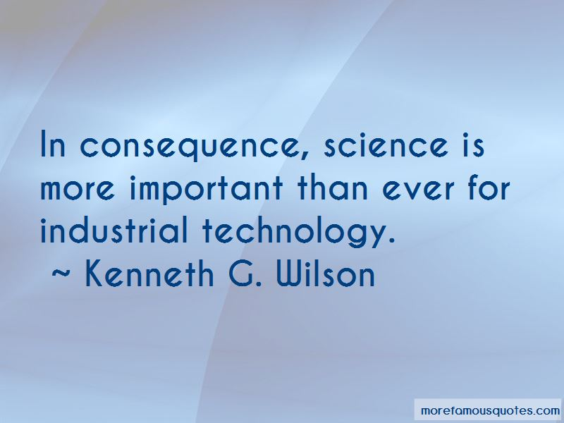 Quotes About Industrial Technology