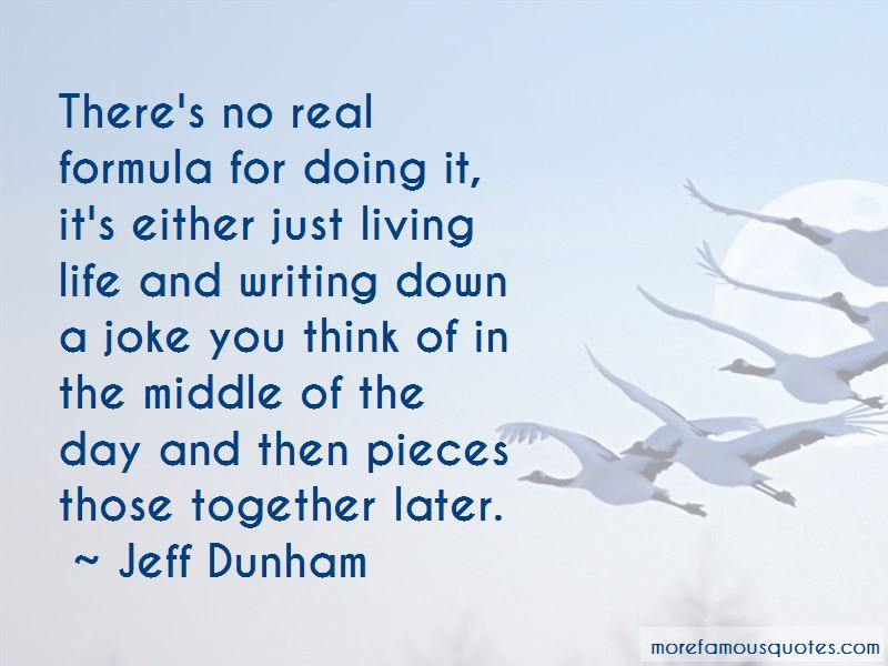 Quotes About Just Living Life