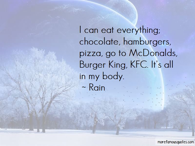 Quotes About Kfc