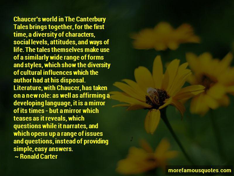 Quotes About Language Diversity