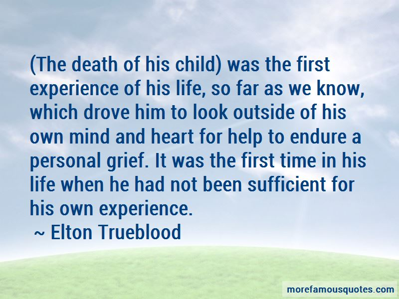 Quotes About Life And Death Of A Child: top 33 Life And ...