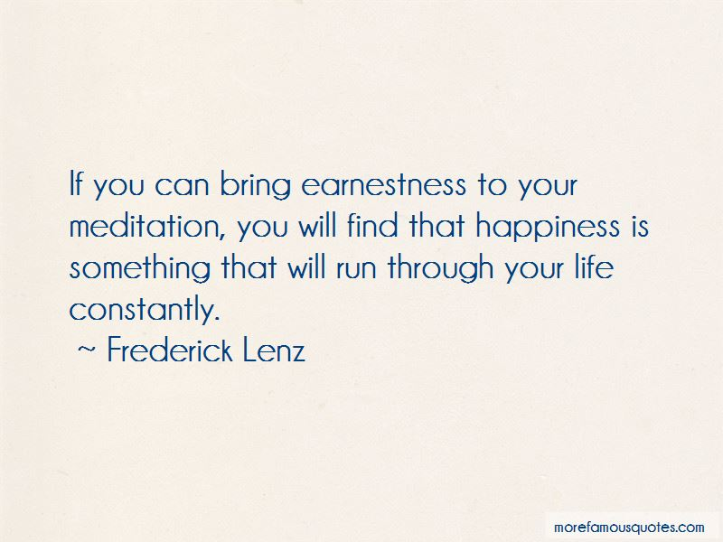 Meditation And Happiness Quotes Pictures 3