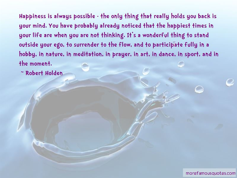 Meditation And Happiness Quotes Pictures 4