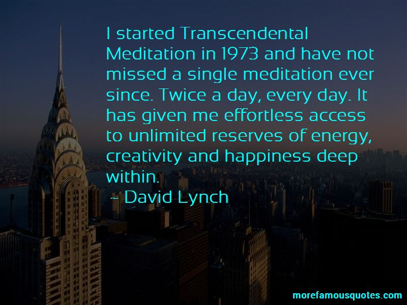 Quotes About Meditation And Happiness