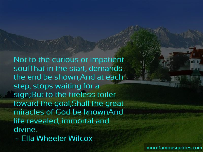 Miracles Of God Quotes Pictures 2