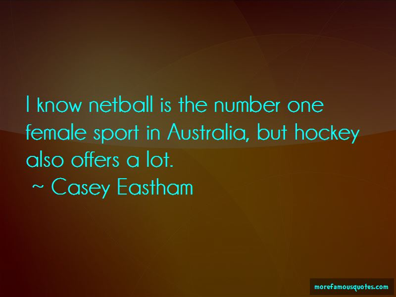 Quotes About Netball: top 3 Netball quotes from famous authors