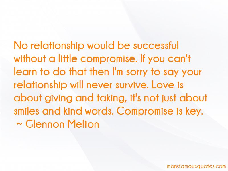 Not Giving Up On Your Relationship Quotes Pictures 2