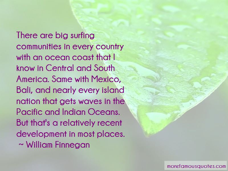Quotes About Oceans And Waves