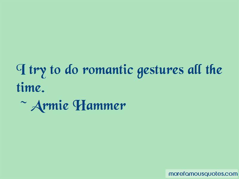 Romantic Gestures Quotes Pictures 3