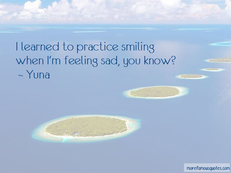 Smiling When You Are Sad Quotes Pictures 2