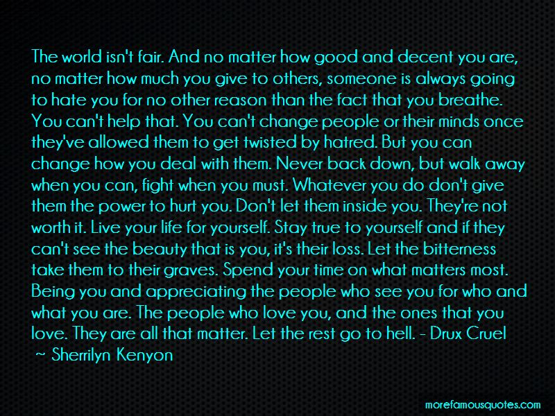 Quotes About Someone Not Appreciating You
