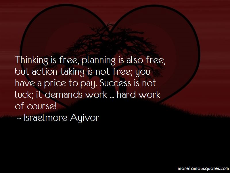 Success And Planning Quotes Pictures 3