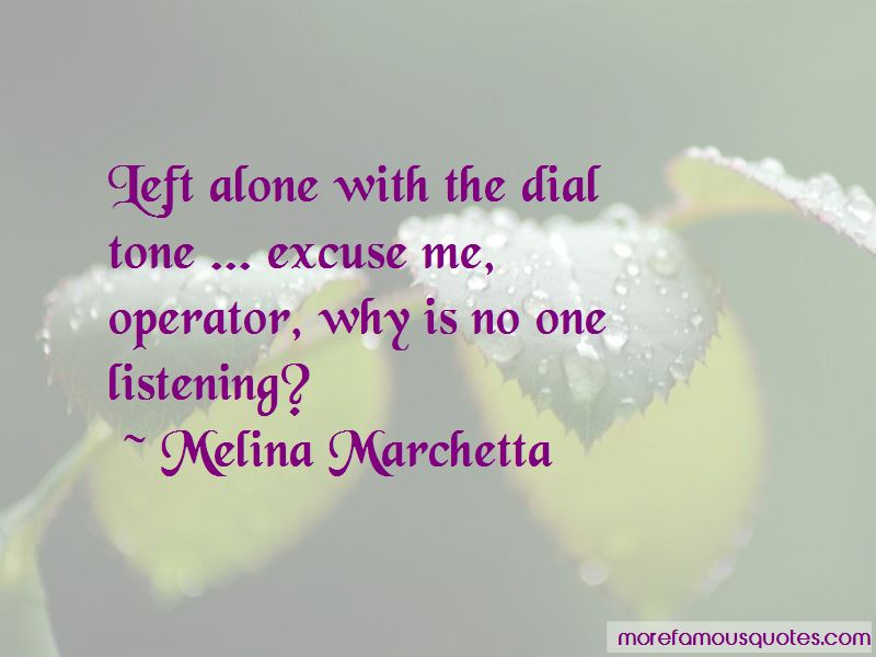 U Left Me Alone Quotes Pictures 4