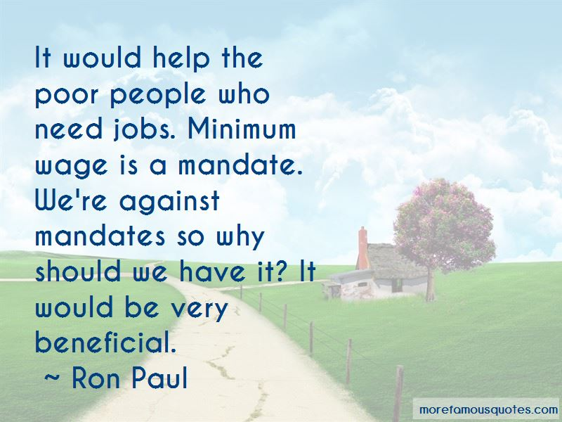Quotes About Why We Should Help The Poor