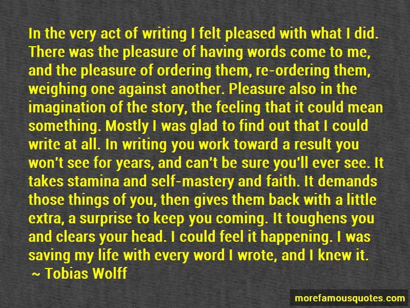 Quotes About Writing Life Story