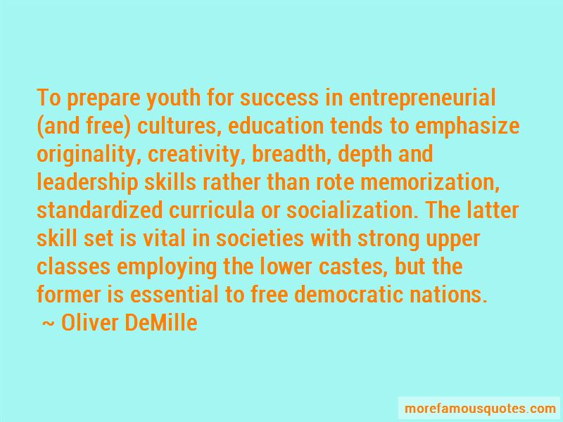 Quotes About Youth Leadership