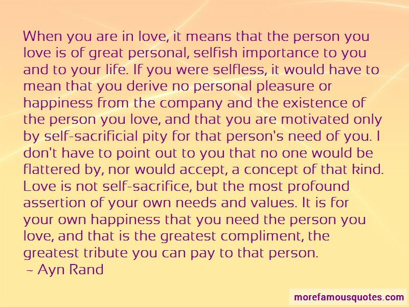 Selfish Vs Selfless Love Quotes Top 60 Quotes About Selfish Vs Beauteous Selfless Love Quotes
