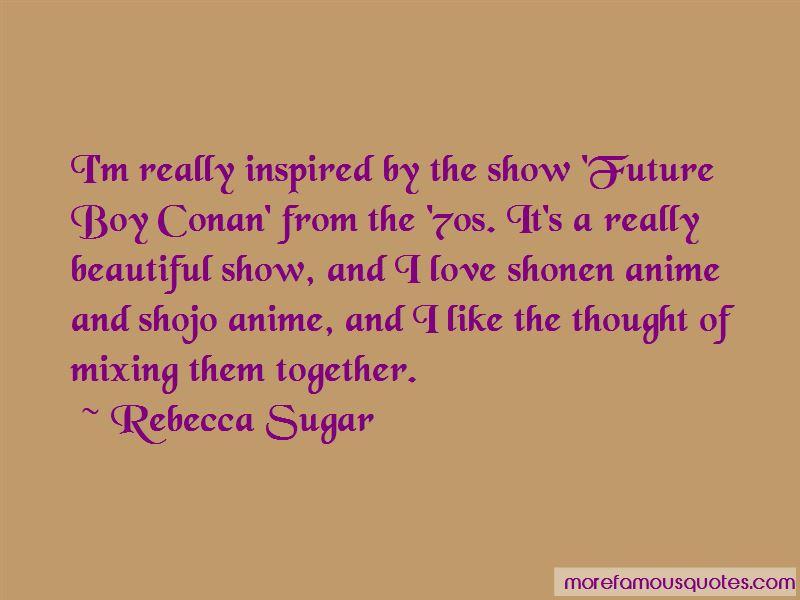 Shonen Anime Quotes