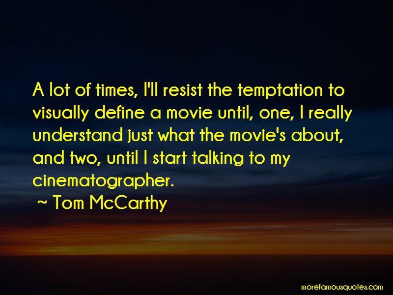 Temptation Movie Quotes Pictures 2