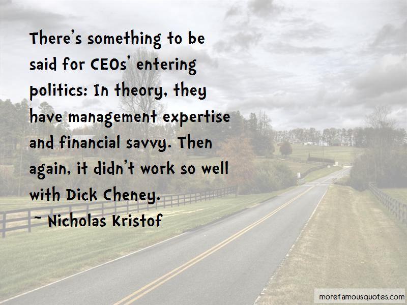 Financial Savvy Quotes