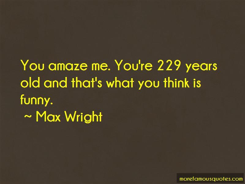 Funny Amaze Quotes