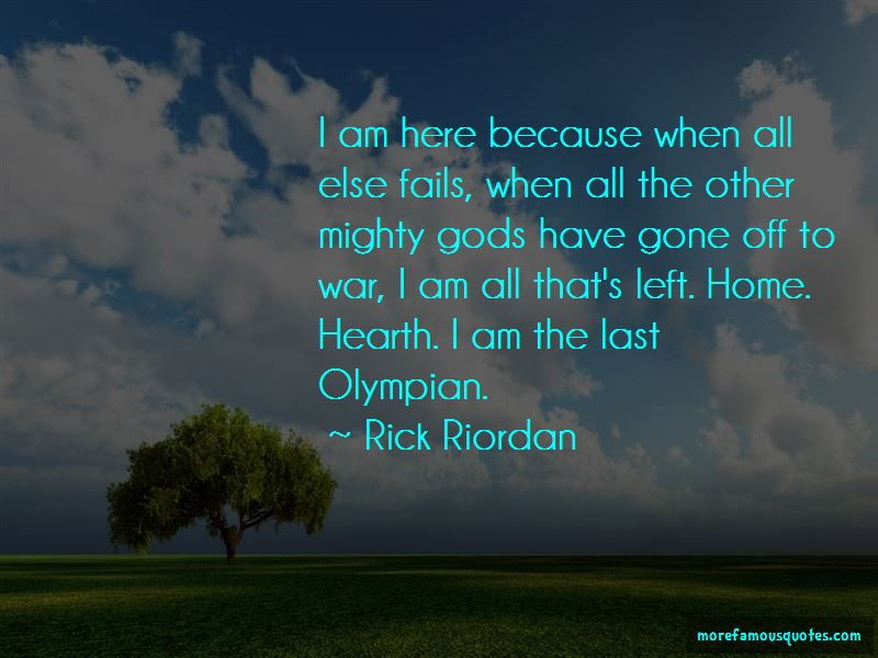 Last Olympian Quotes Pictures 2