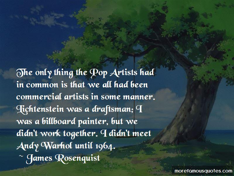 Lichtenstein Quotes