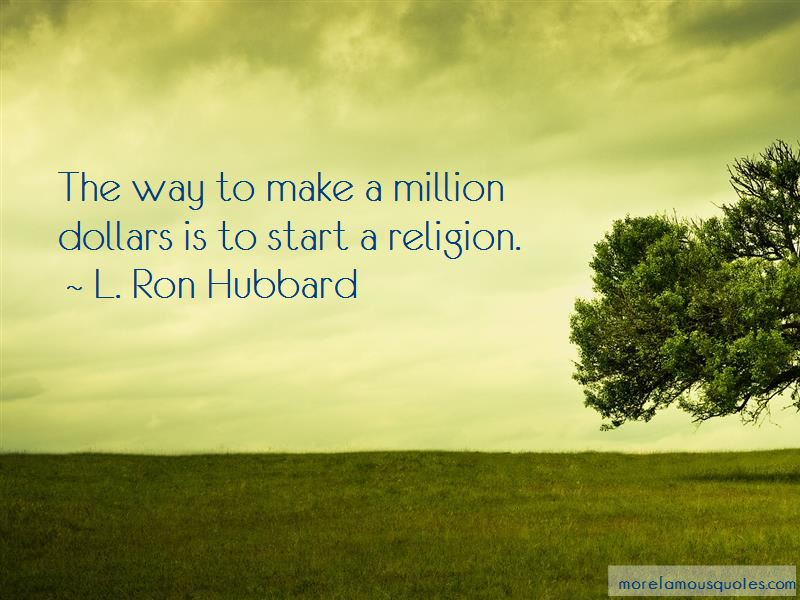 Make A Million Quotes