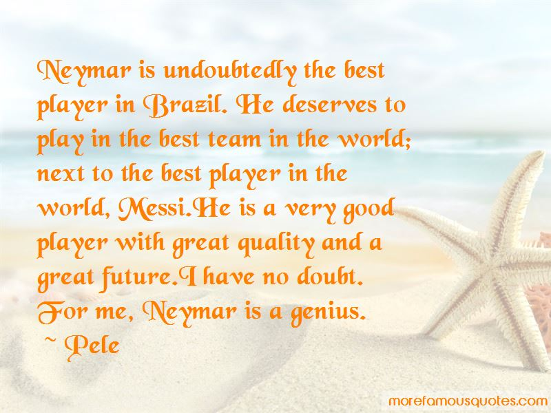 Neymar Jr Best Quotes