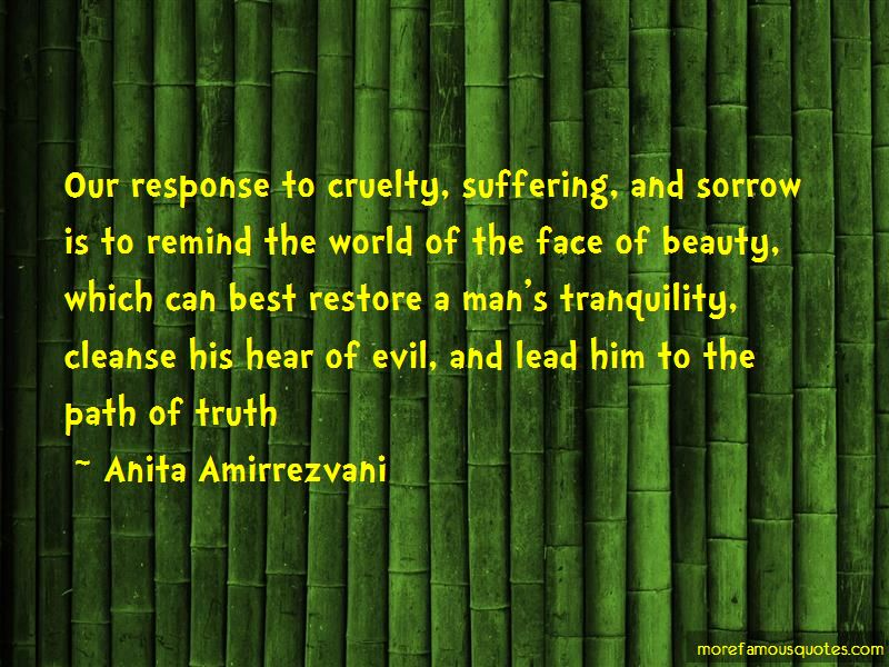 Path To Tranquility Quotes