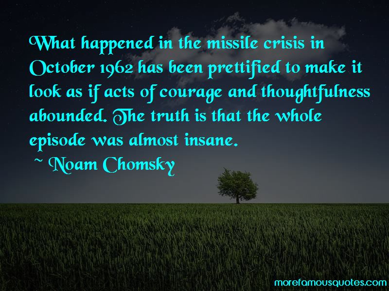 Quotes About Acts Of Courage