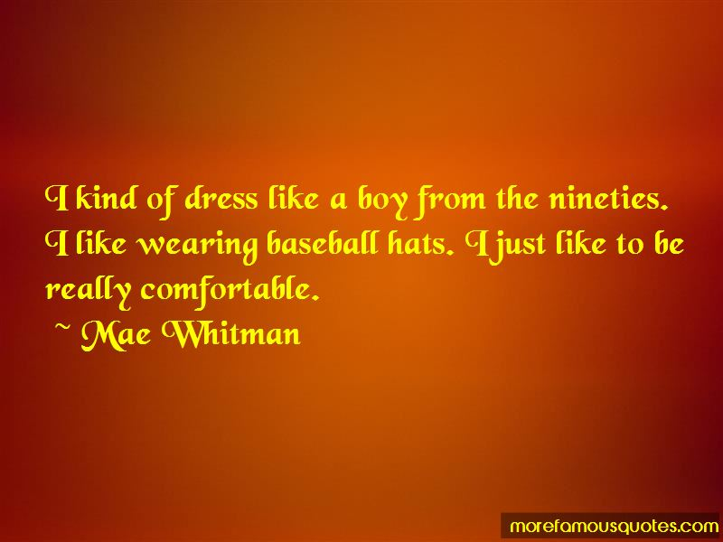 Quotes About Baseball Hats