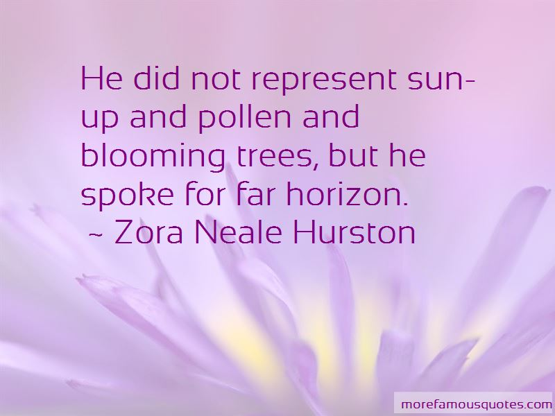 Quotes About Blooming Trees