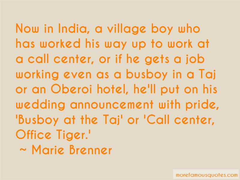 Quotes About Call Center